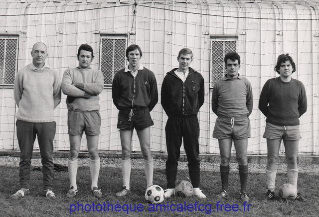 1970     Ecole des gardiens de but