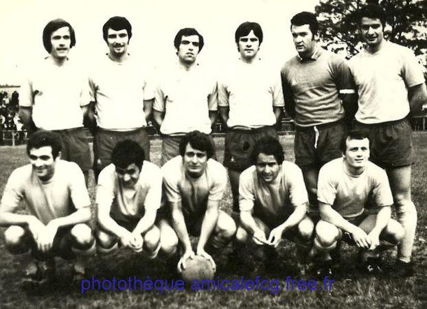 1969-70    Finale de la Coupe de Bourgogne