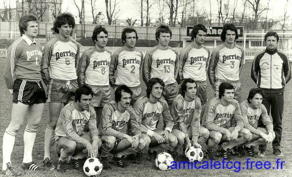 1978-79    Le groupe A