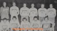 1978-79    16ème de finale aller de Coupe de France  contre ALES