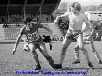 Saison 1976-1977   Championnat D2 à Ajaccio