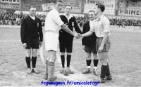 1946-47    Finale Championnat de France Amateur contre ORLÉANS