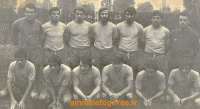 1969-70   Match CFA à MAISONS ALFORT