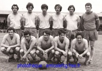 1970-71    Championnat NATIONAL contre AIX