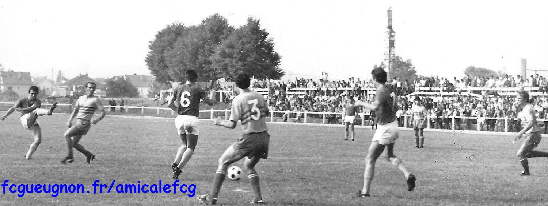 1970-71 Championnat National contre TOULON
