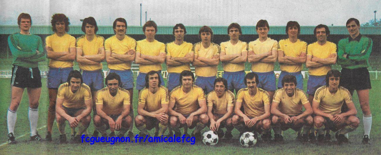 1978-79  Effectif D2