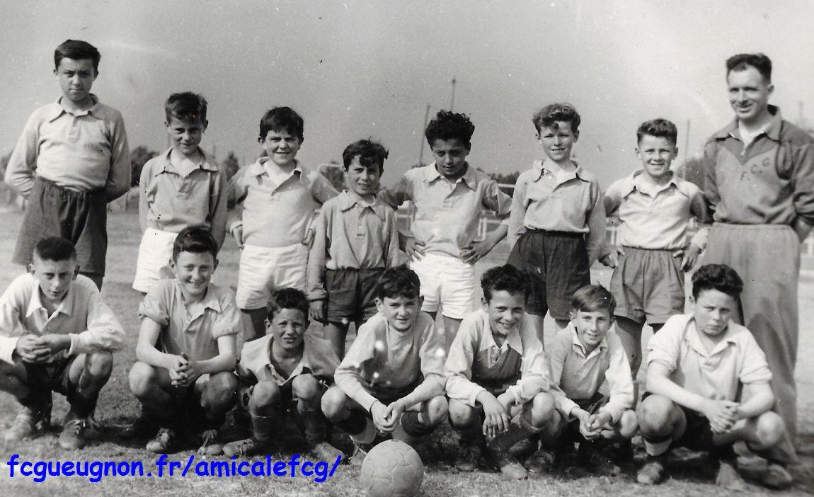 1952-53    Les Pupilles