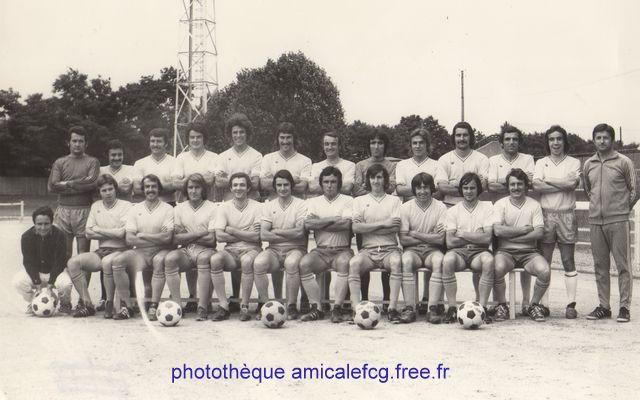 1974-75    Effectif D2/DH