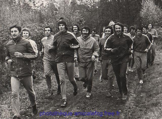 1974    Footing en forêt