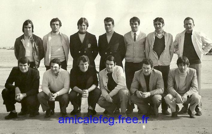1970-71    Championnat NATIONAL à MONTPELLIER