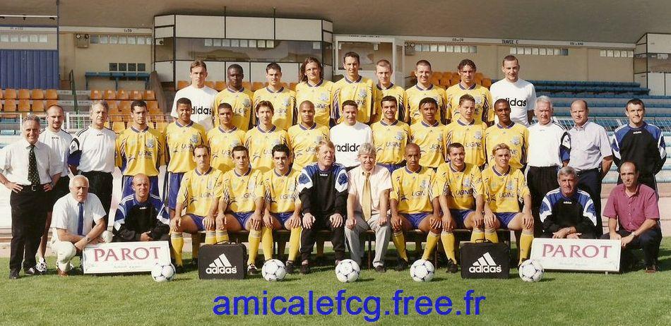 1998-99   Effectif D2