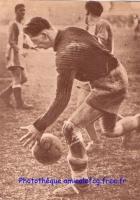 1947-48    8ème de finale de Coupe de France contre COLMAR