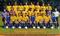 1996-97  Effectif D2