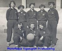 BASKET FEMININ - 1951