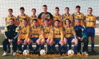 1995-96   Les 17 ans Nationaux