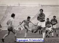1970   32ème de finale de Coupe de France  contre AC AJACCIO
