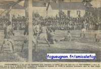 Saison 1969-1970   Coupe de France 16ème de finale contre Valenciennes