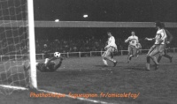 Saison 1976-1977   Coupe de France  16ème de finale aller contre Châteauroux