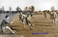 1957-58  Match CFA contre CHALON