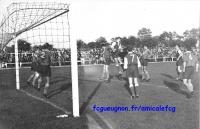 1958-59  Match CFA contre BLANZY-MONTCEAU