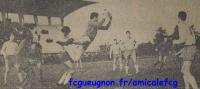 1966-67  Match CFA à CHATEAUROUX