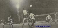 1978-79 Match D2 contre AUXERRE - But victorieux