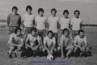 1979-1980    Match de préparation