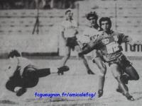 1987-88    Championnat D2 à AJACCIO Gazélec