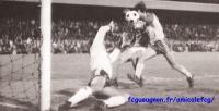 1979 1/8 finale aller contre SAINT ETIENNE