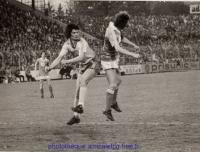 1979    1/4 retour Coupe de France à STRASBOURG