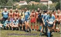 1990 match d'Anciens à Charolles