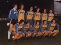 1979 1/8 finale retour à SAINT ETIENNE