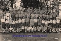 1954    Effectif du Club