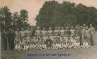 1944 - Photo de l'effectif du FCG