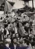1979    1/4 finale retour à STRASBOURG - Les supporters