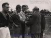 1952-53    Remise du trophée Jules Rimet