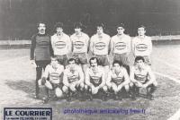 1983-1984     Match D2 contre VILLEFRANCHE