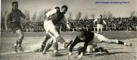 1952-1953    Match CFA contre Roanne