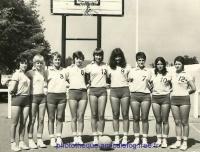 1971-72  BASKET FEMININ