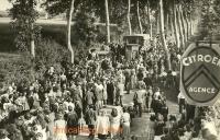 1947    Retour des Champions de France