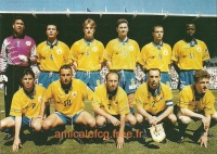 1994-95    Match D2 à MARSEILLE