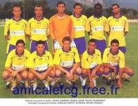 2006-07    Match de préparation