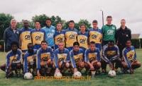 2002    Le Centre de Formation au Tournoi Juniors de Garchizy