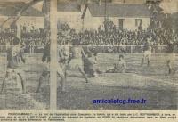 1969-70    Coupe de France 1/16 finale contre VALENCIENNES