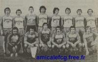 1979    1/8 aller contre St ETIENNE