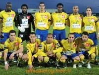 """2008-09    Match de """"National"""" à PACY-SUR-EURE"""