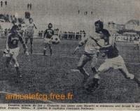 1972-73     16ème finale Coupe de France